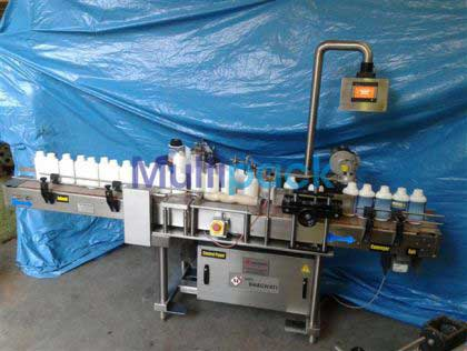 Bottle Sticker Labeling Machine - Labelers