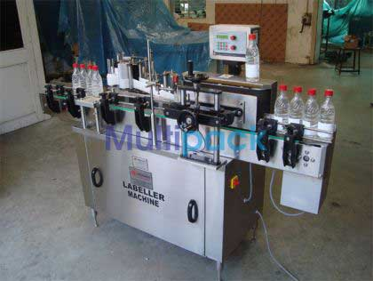Pressure Sensitive Adhesive Labelling Machine